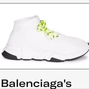 Authentic balenciaga speed trainer